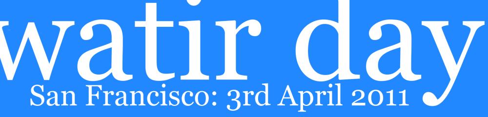 Watir Day Logo 1000